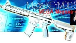 画像:投稿「めが、めがぁぁ・・・ あぁ・・・めがぁーms・・・  KSC Mega MKM CQB入荷♡」のサムネイル画像