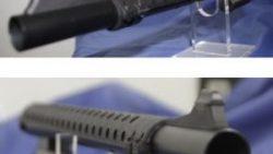 画像:投稿「BLACK WARRIOR レミントン M870用ヒートシールド」のサムネイル画像
