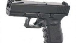 画像:投稿「G19の大口径バージョン♡  KJ WORKS Glock32C 入荷!」のサムネイル画像