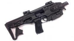 画像:投稿「CAA RONI M9 Carbine Conversion」のサムネイル画像
