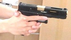 画像:投稿「SAA G17 (SALIENT ARMS仕様)」のサムネイル画像