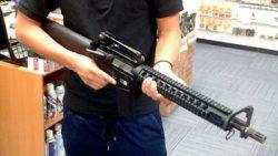 画像:投稿「日本限定販売FN刻印仕様 M16A4 BOLT B.R.S.S.(電動ブローバック)」のサムネイル画像