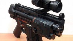 画像:投稿「MP5Kにいろいろ取り付けてみるテスト」のサムネイル画像