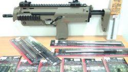 画像:投稿「電動MP7タン はぁはぁ・・・♡ マルイ電動MP7 TANカラー&カスタムパーツ類のご紹介♪」のサムネイル画像