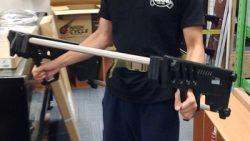 画像:投稿「NEW マルチガンラックを使ってみた。」のサムネイル画像