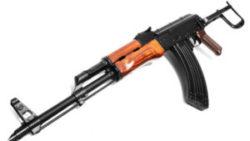 画像:投稿「AK47の後継機として広まったAKMのフォールディングストックバージョン。GHK AKMS GBB 入荷♡」のサムネイル画像