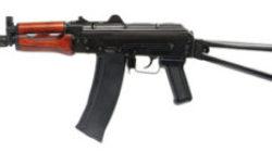 画像:投稿「GHK AKS74U GBB ガスガン ガスブローバック」のサムネイル画像