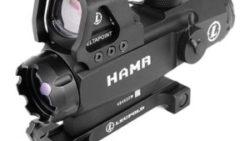 画像:投稿「HAMR タイプ スコープ with DeltaPoint タイプ ドットサイト」のサムネイル画像