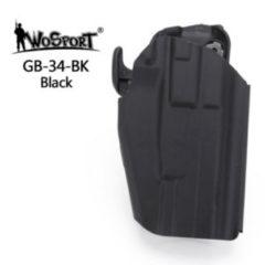 画像:投稿「WoSporT Safariland 579 GLS Pro-Fitタイプ コンパクトホルスター 右用 BK 入荷しました!!」のサムネイル画像