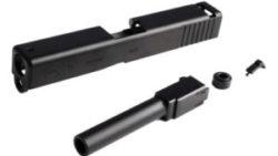 画像:投稿「G19 CNCアルミスライドセット STD Black (東京マルイ対応)」のサムネイル画像