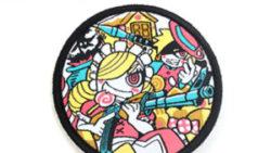 画像:投稿「[原画:坂崎ふれでぃ]お菓子の家強奪戦ワッペン」のサムネイル画像