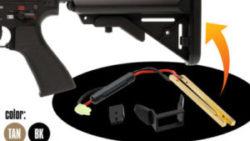 画像:投稿「次世代M4 SOPMOD ストック変換端子コネクター」のサムネイル画像