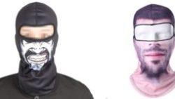 画像:投稿「イケメンバラクラバ & イケメンフルフェイスマスク ♡」のサムネイル画像