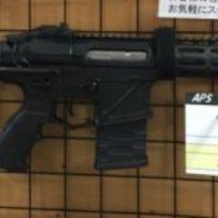 画像:投稿「室内戦には、この銃を PER706販売中!」のサムネイル画像