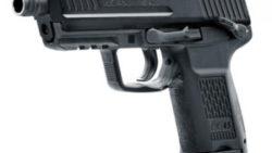 画像:投稿「豪華な装備が魅力です♡ UMAREX HK45 Compact Tactical ガスブローバックピストル STD/JPversion BK」のサムネイル画像