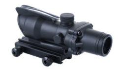 画像:投稿「実銃用実物のACOGと同様、集光チューブを使い、中のドットを光らせるといった画期的な商品」のサムネイル画像