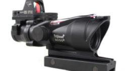 画像:投稿「Trijicon ACOG4×32スコープ&RMRドットレプリカ 集光チューブ式発光モデル」のサムネイル画像