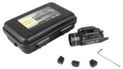 画像:投稿「ACE1 ARMS STREAMLIGHT TLR-1 HLスタイル LEDウェポンライト BK」のサムネイル画像