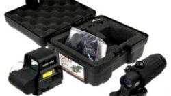 画像:投稿「EA Eo 558タイプドットサイト ボタン QDL+G33 BK(レッド/グリーン)」のサムネイル画像