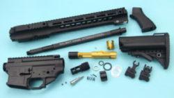 画像:投稿「Guns Modify SAI GRY GBB コンバージョンキット Black (東京マルイM4 MWS対応/SAI Licensed)」のサムネイル画像