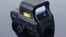 画像:投稿「EoTech 551タイプ ホロサイト サイドボタン BK」のサムネイル画像