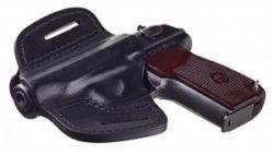 画像:投稿「実銃マカロフ用レザースホルスター」のサムネイル画像