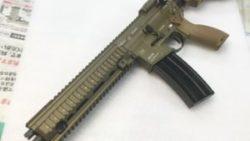 画像:投稿「UMAREX HK416 A5 ガスブローバック TAN BK」のサムネイル画像