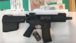 画像:投稿「King Arms M4 TWS Type3 BK Ultra Grade Version2 AEG」のサムネイル画像