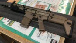 画像:投稿「FN SCAR-H FDE ガスブローバック」のサムネイル画像