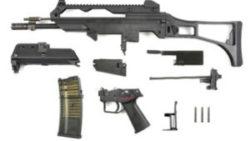 画像:投稿「実銃同様のテイクダウンが可能! H&K社のライセンスを取得し、究極の完成度を実現したG36ガスブローバックライフル♡」のサムネイル画像