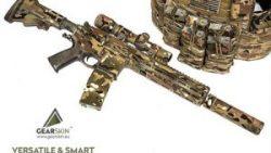 画像:投稿「Gear Skin camouflage cloth 入荷しました♡」のサムネイル画像