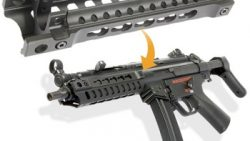 画像:投稿「MP5シリーズ対応の Keymod キーモッドハンドガードが登場 【6月末発売予定!予約受付中】」のサムネイル画像