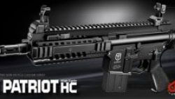 画像:投稿「ピストルスタイルのM4カスタマイズモデル!M4パトリオットHC !!!再入荷です!!」のサムネイル画像